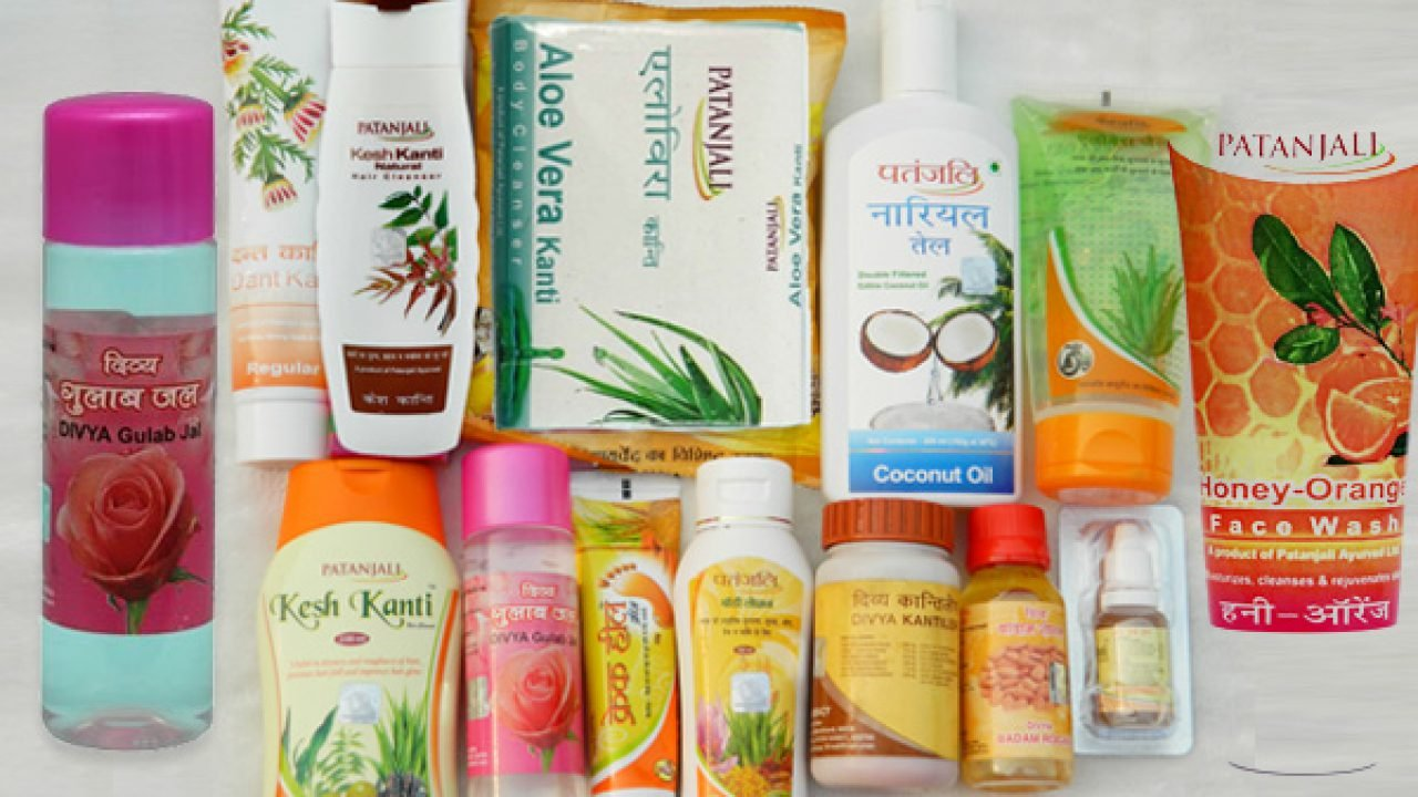 Top 12 Beauty Products Of Patanjali For Hair, Skin And More
