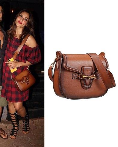 Bipasha Basu Gucci Handbag