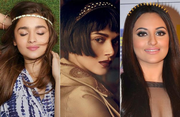 Celebrity Single Band for Sleek Hair