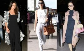 Celebs Airport Tips