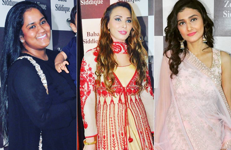 Celebs at Iftar Party