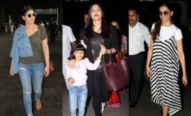 Fashionable Bollywood Jet Setters