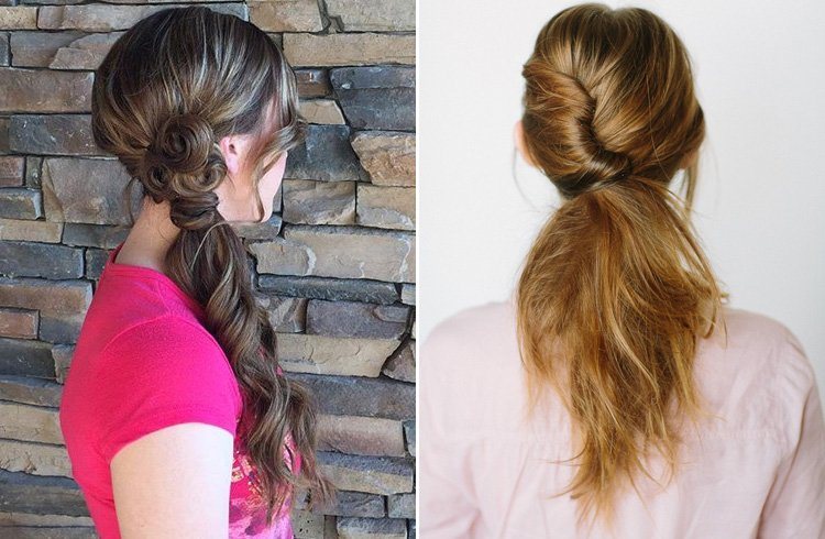 Easy Hairstyles For Homecoming