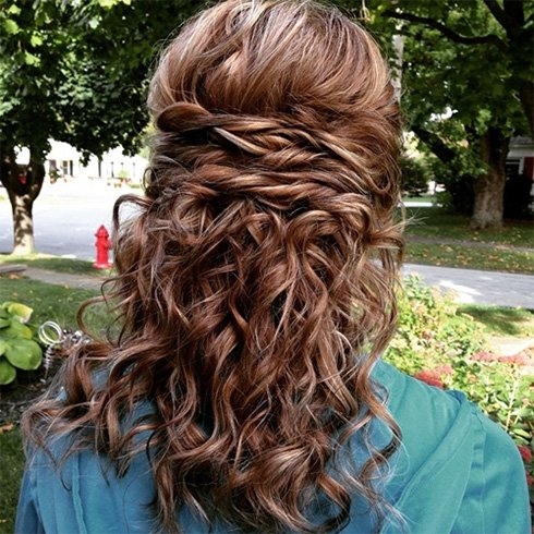 Edgy Homecoming Hairstyles
