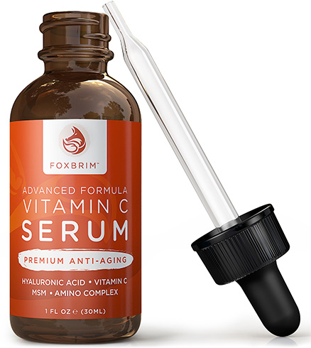 Foxbrim Vitamin C Serum