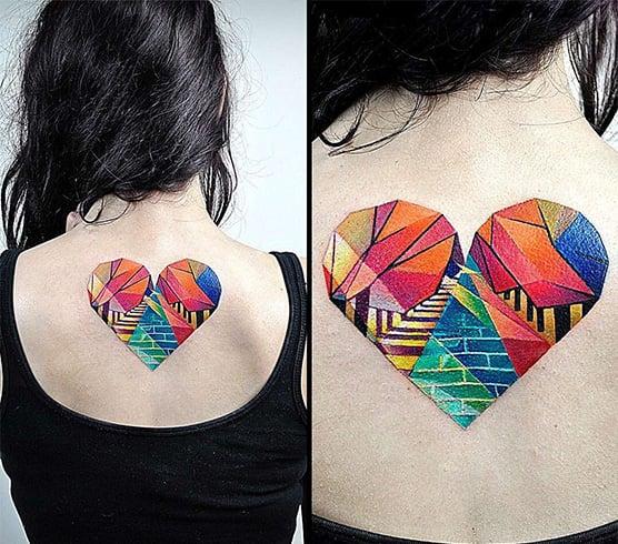 Geometrical Hearts