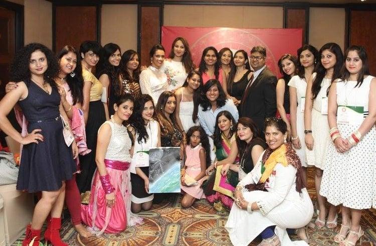 Haut Monde Mrs India Worldwide 2017 Bangalore Audition