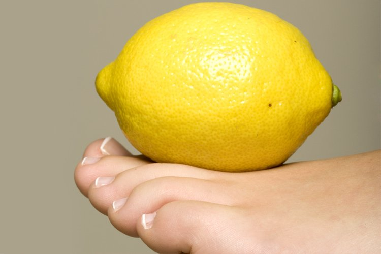 Yellow Toenails Remedy