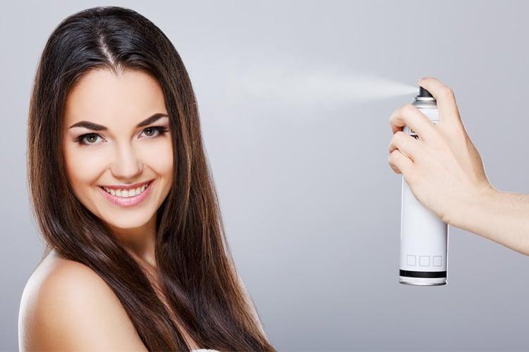 Homemade Hairspray Recipes