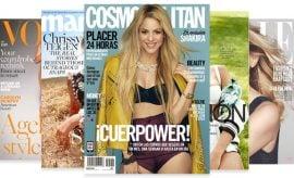 International Magazine Covers July 2017