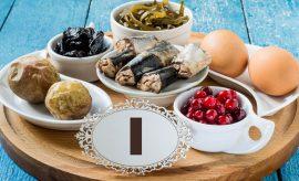 Iodine Rich Food