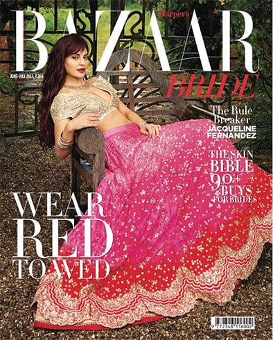 Jacqueline Fernandez Latest Magazines
