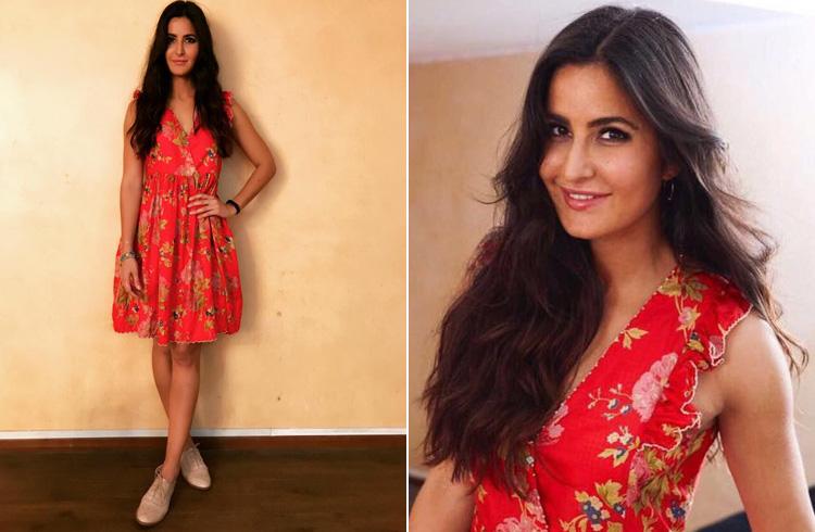 Anushka Sharma In Dior
