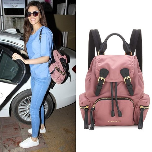 Kriti Sanon Burberry Backpack