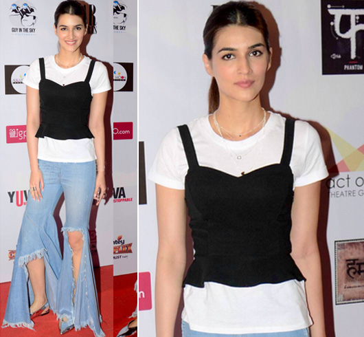 Kriti Sanon Fashion