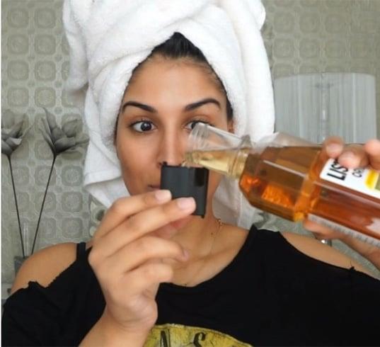Listerine Spray For Hair Growth
