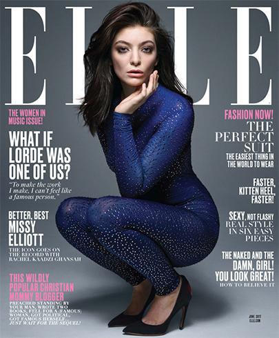 Lorde, Elle US
