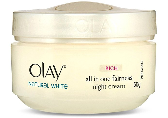 Lotus Night Cream For Oily Acne Prone Skin