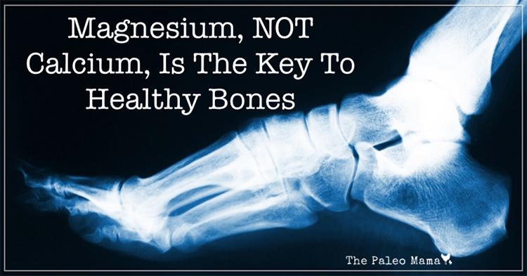 Magnesium Strong Bones