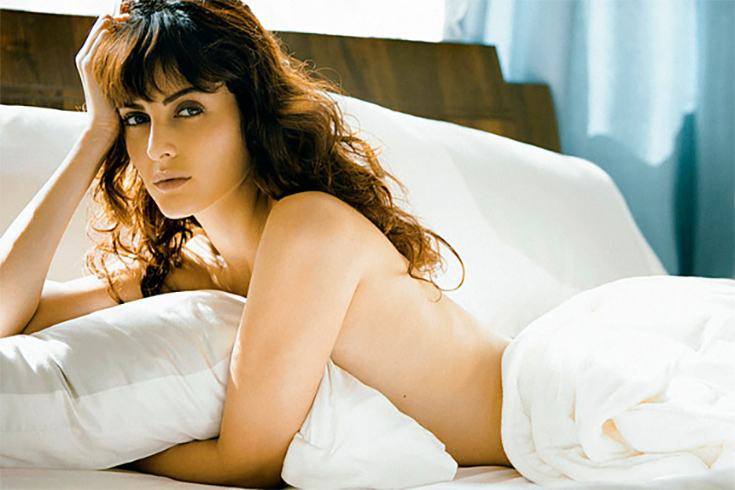 Mandana Karimi Hot body measurements