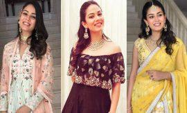 Mira Rajputs London Wedding Style