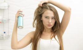 Homemade Hairspray Recipes