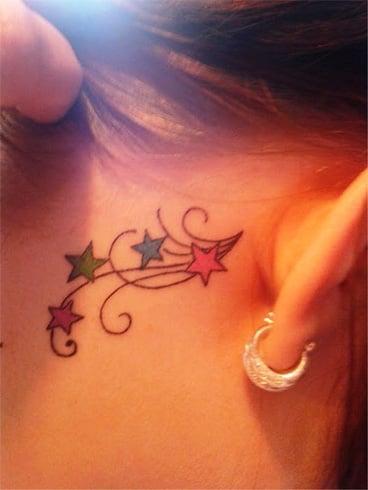 Nautical Star Tattoo