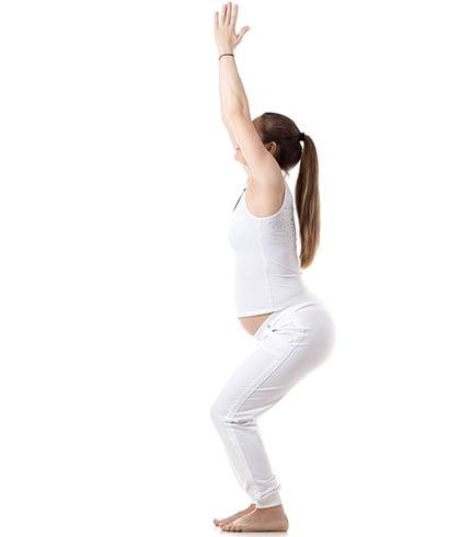 Prenatal Yoga Exercises