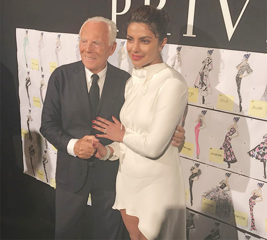 Priyanka Chopra at Prive