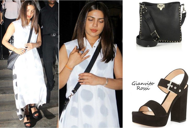 Priyanka Chopra Dress Styles