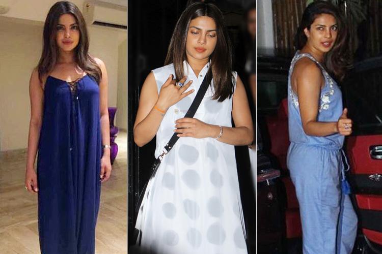 Priyanka Chopra Summer Styles