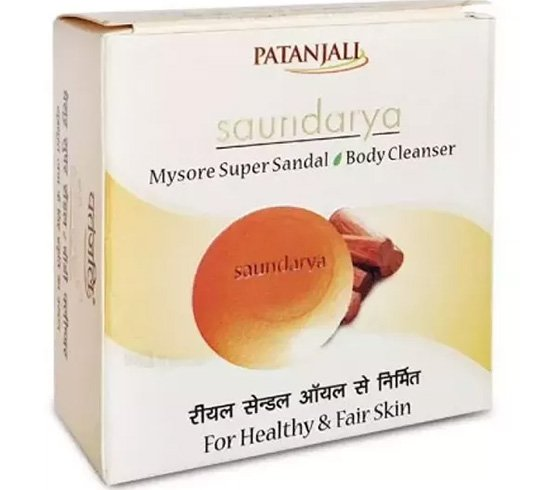 Saundarya Mysore Super Sandal Body Cleanser