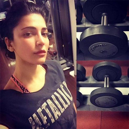 Shruti Hassan Weight Loss
