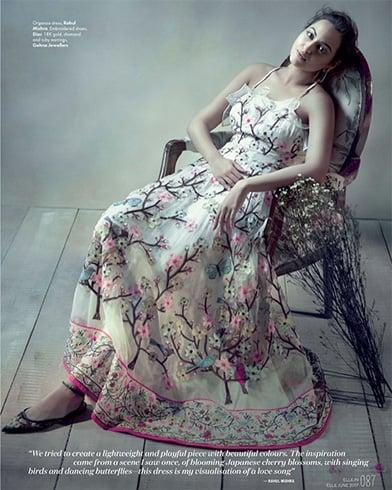 Sonakshi Sinha Magazine Photoshoots