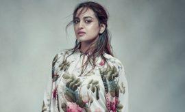 Sonakshi Sinha on Elle