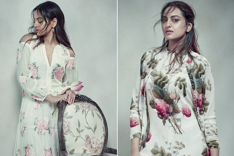 Sonakshi Sinha on Elle June 2017