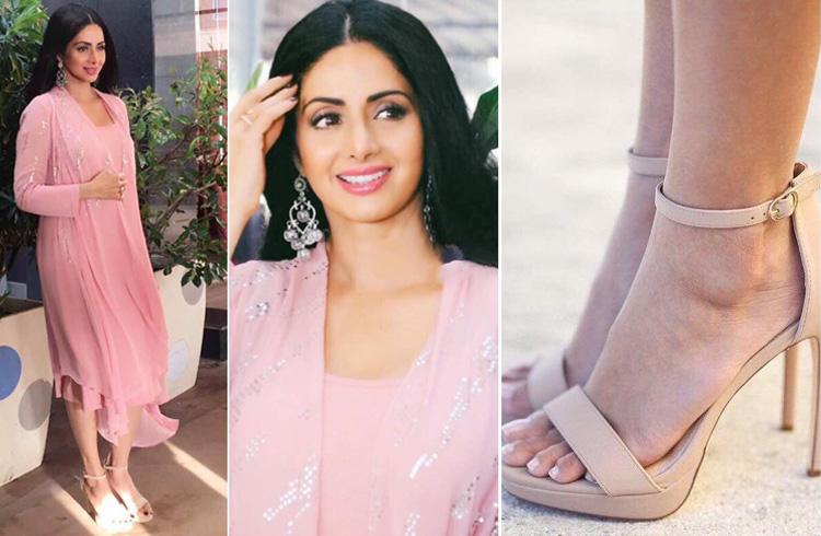 Sridevi In AM: PM Fashions