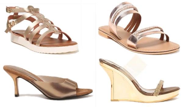 Toned Sandals