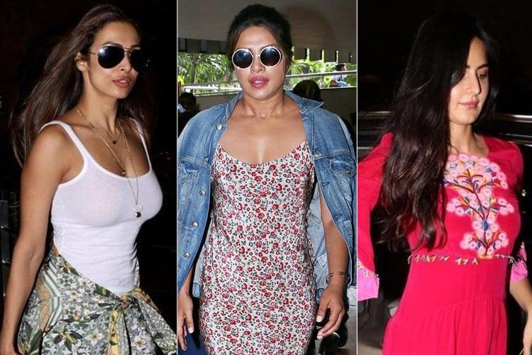 Bollywood at Mumbai Airport