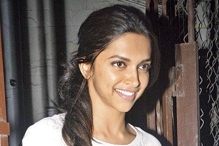 Deepika Padukone without makeup