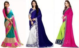 Embellished Sarees