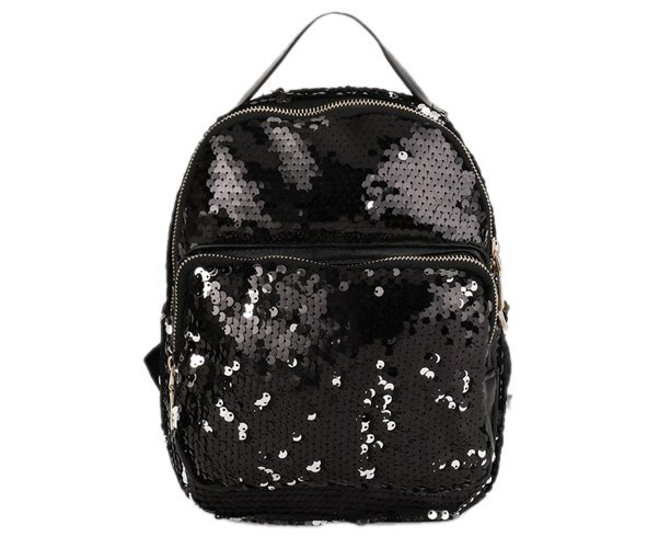 Sequin Backpacks