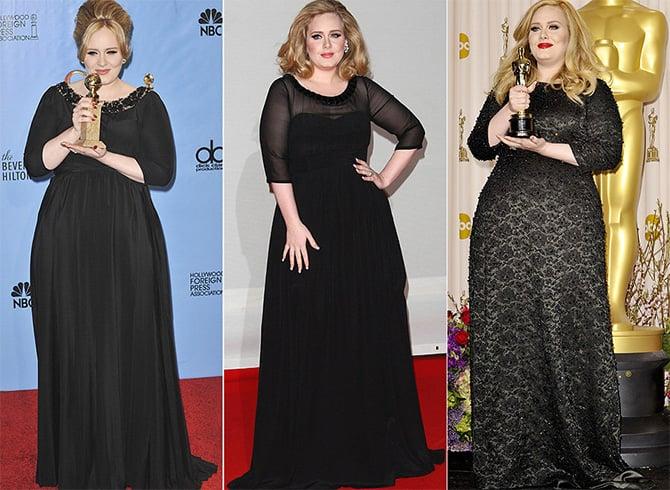 Adele Designer Dresses