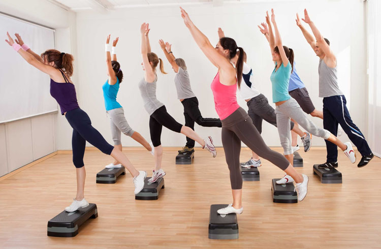 Aerobic Exercise Step By Step