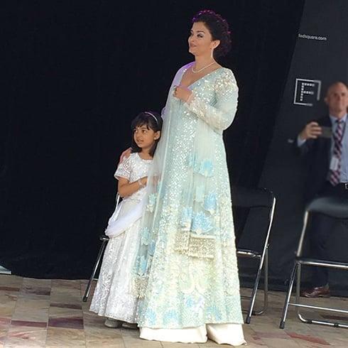 Aishwarya Rai in Designer Outfit