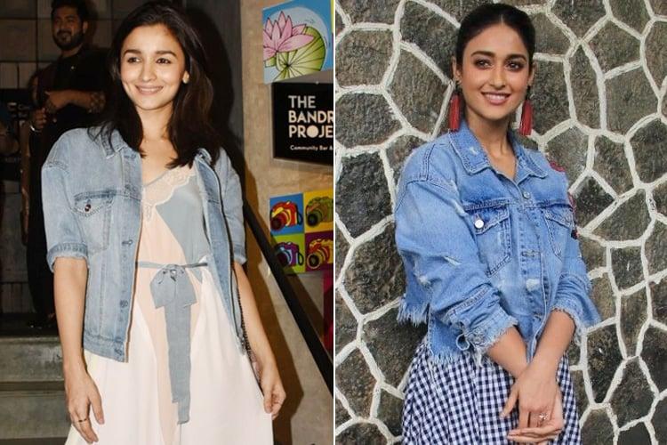 Alia Bhatt and Ileana