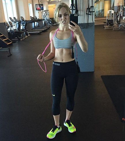 AnnaSophia Robb Weight Loss