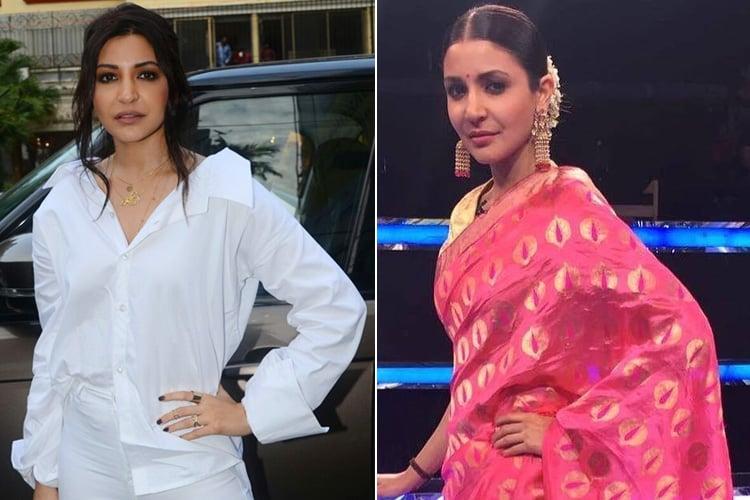 Anushka Sharma Fashion