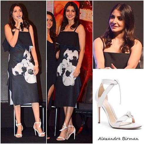Anushka Sharma Style