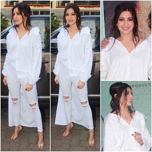 Anushka Sharma in Denims